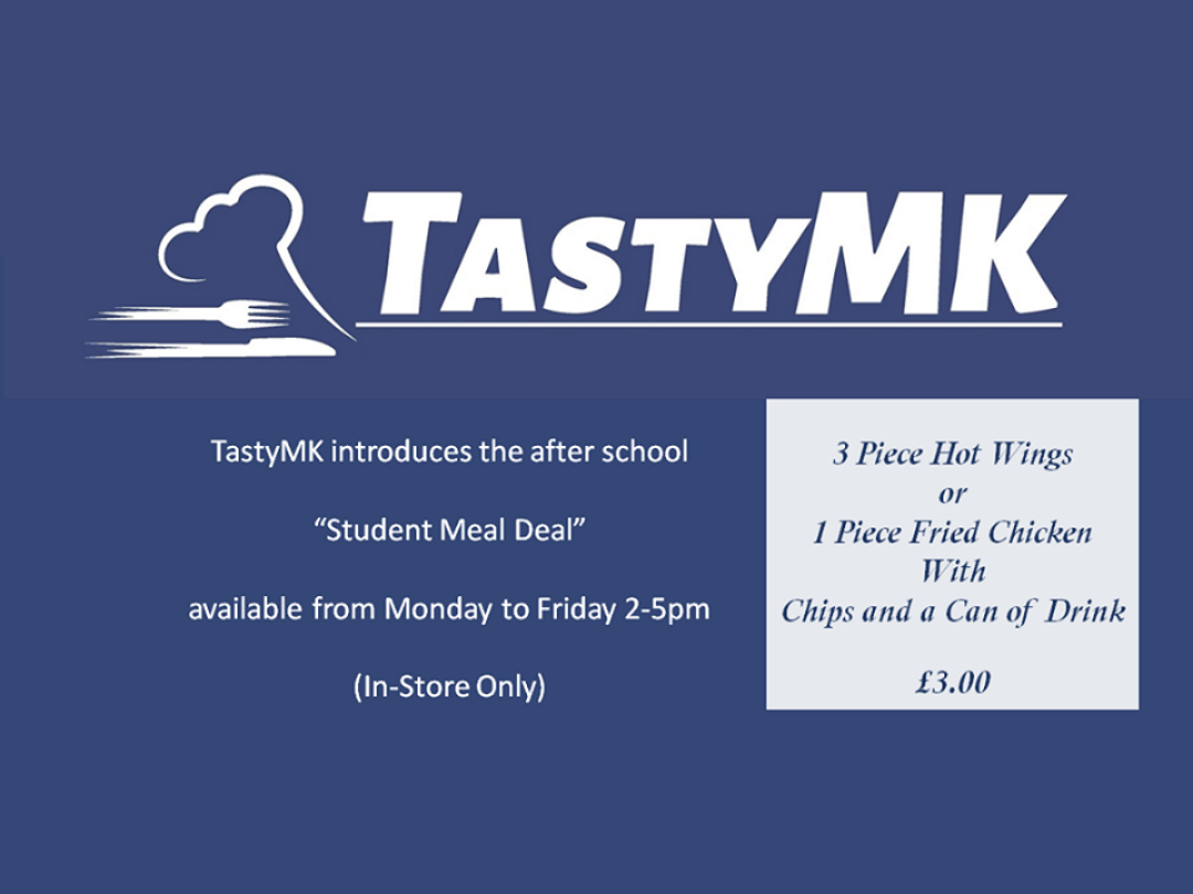 Student Meal Deal