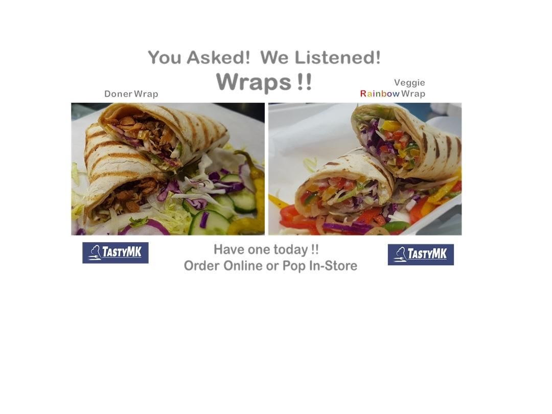 TastyMK Wraps